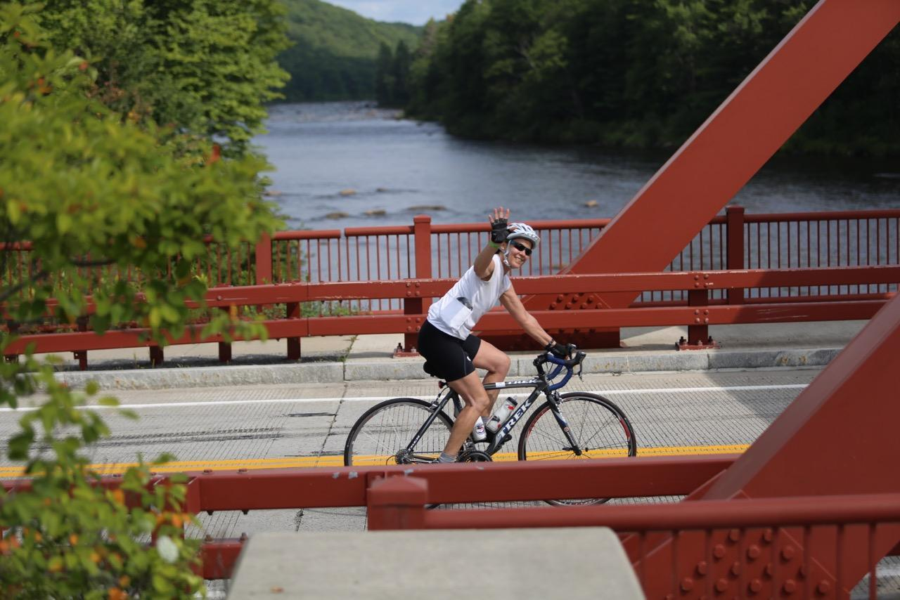 Comfy Campers Provides Full Service Camping for the Cycle Adirondacks Tour